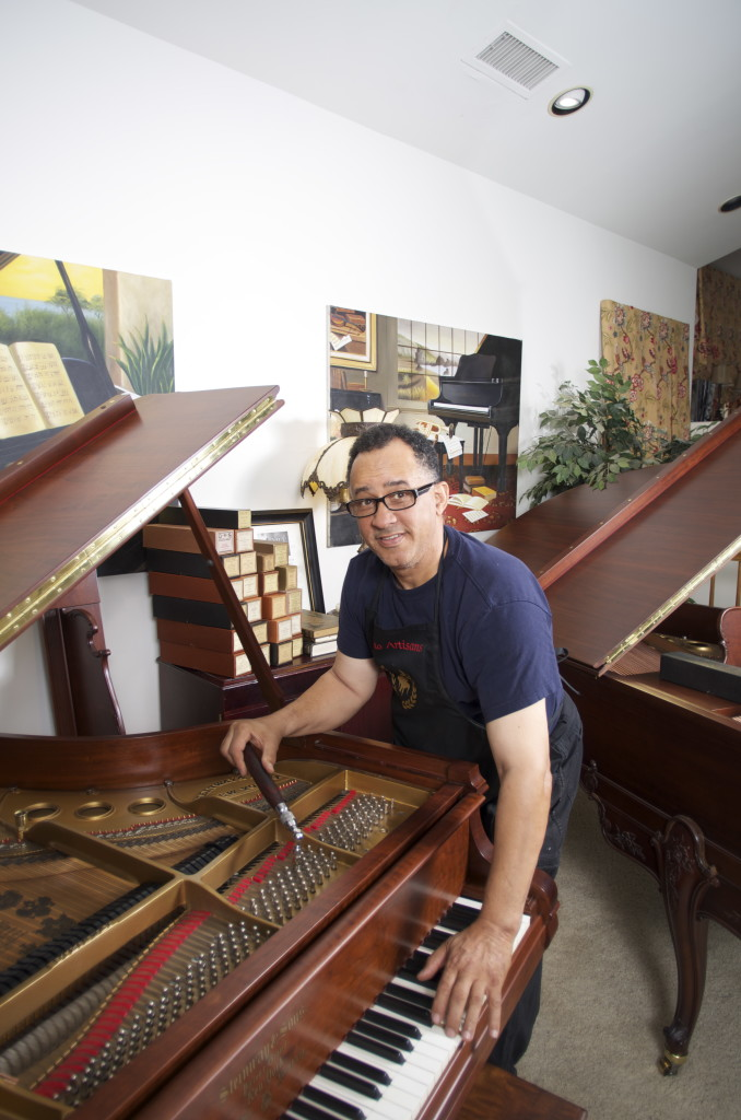 Piano Tuning, Piano Artisans head Piano Technician