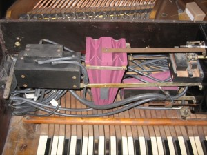 Player Piano Restoration, Steinway Duo-Art Pneumatic