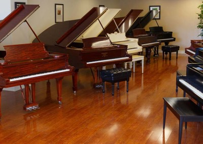 Pre-Owned Grand Pianos