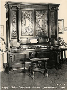 Player Piano Restoration done on Orchestrelle Mark Twain
