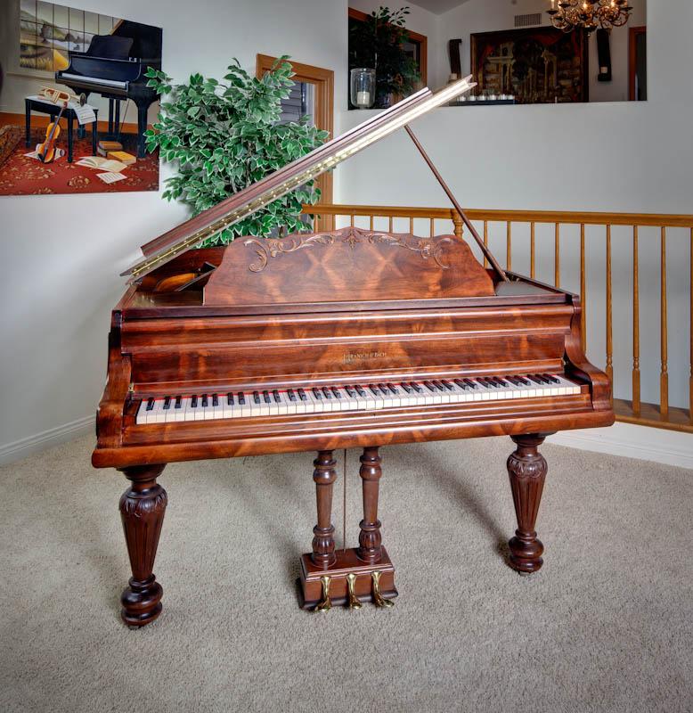 Professional Piano Restoration
