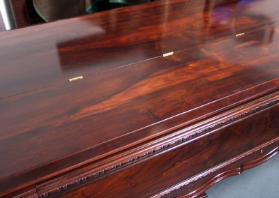 Western PianoForte Square Grand Piano, Rosewood (12 of 16)