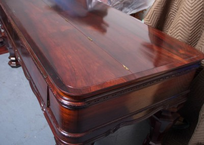 Western PianoForte Square Grand Piano, Rosewood (15 of 16)