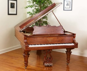 PianoDisc, HD System, Installed on Steinway Model B
