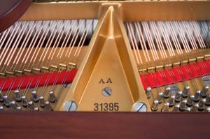 Piano Appraisals, Mason Hamlin AA Mahogany