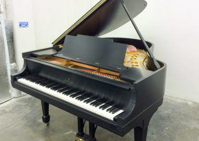 Steinway Model, L, Fully Restored, Hand Rubbed Satin Finish