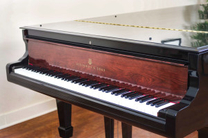 Piano Restoration Cost Our Rosewood & Black Steinway model D concert grand. We finished the restoration last year. It was one of the most beautiful finishes we have ever created. Hand Polished vintage lacquer!