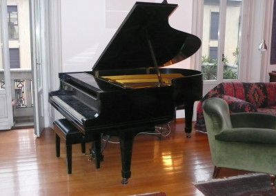 Hamburg Steinway, Welte Reproducing Grand, Model OR