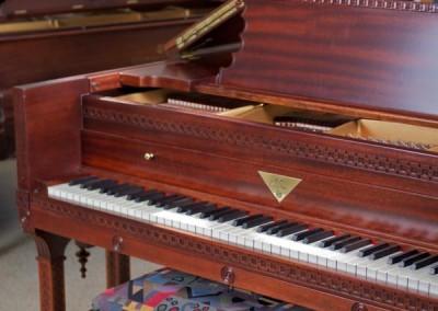 Fischer, Art Case, Frank Lloyd Wright Design, PianoDisc, 1927