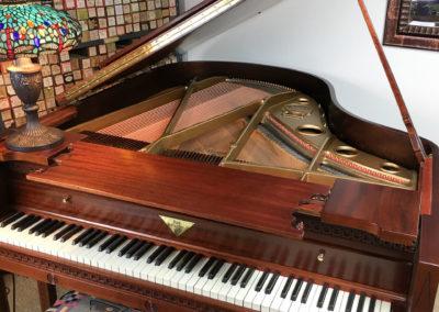 JC Fischer, Grand Piano, Frank Lloyd Wright-13