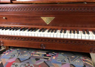 JC Fischer, Grand Piano, Frank Lloyd Wright-15