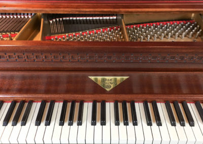 JC Fischer, Grand Piano, Frank Lloyd Wright-16