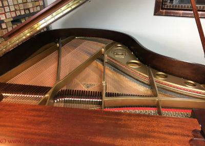 JC Fischer, Grand Piano, Frank Lloyd Wright-9
