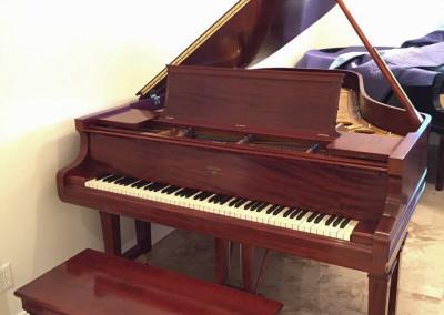 Weber, Grand Piano (4 of 8)