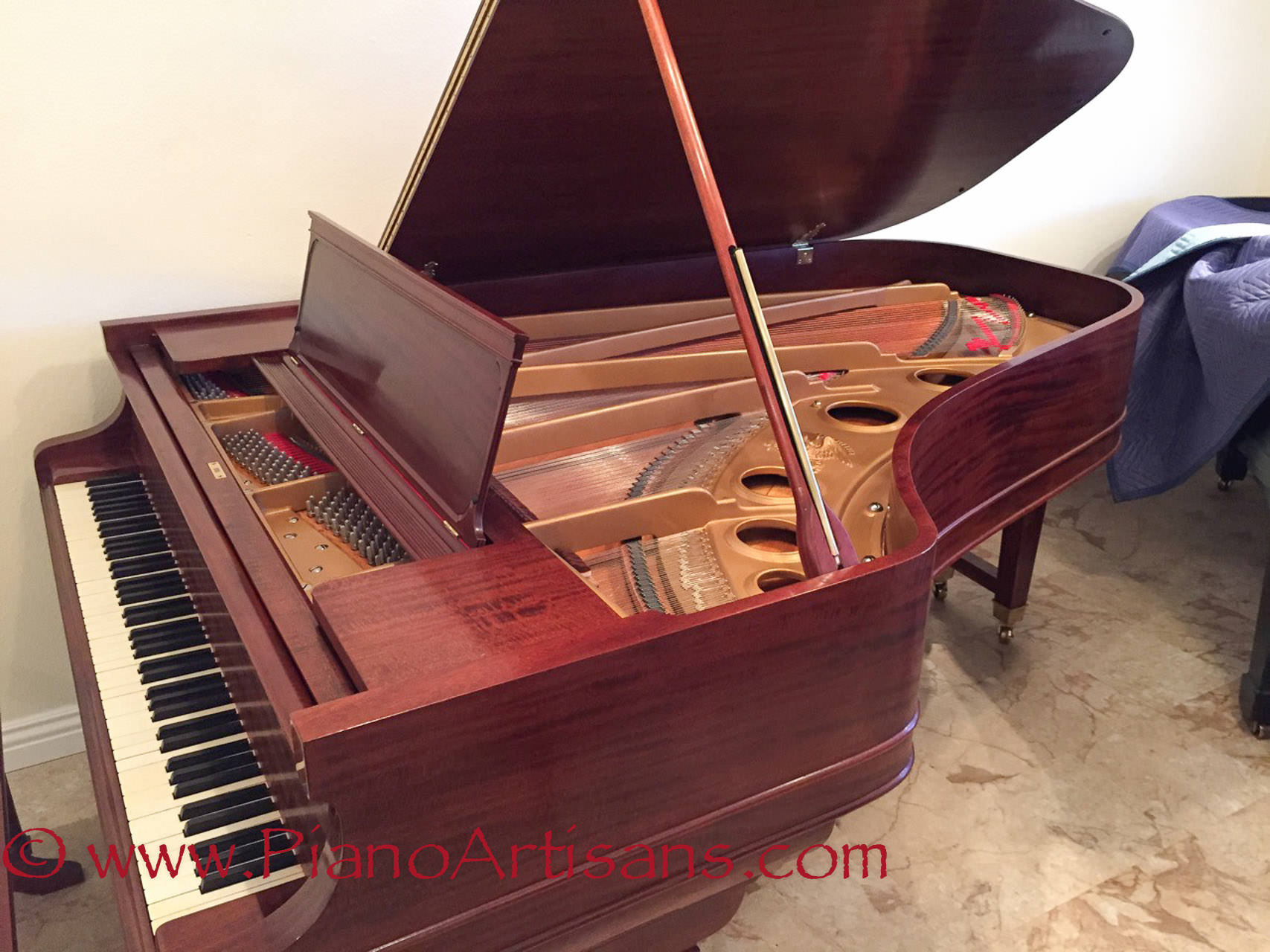 Weber Conservatory Grand 1908 For Sale
