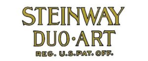 Aeolian Duo-Art Information, Steinway Decal