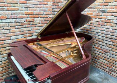 Steinway & Sons, 1922, Fully Restored, Satin Ebony, Model O, Piano Artisans-15