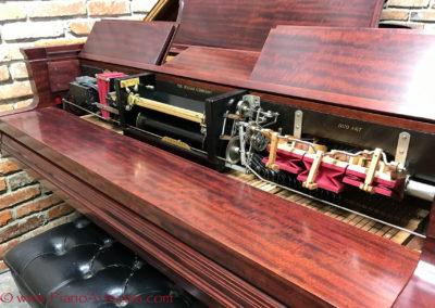 Steinway & Sons, 1922, Fully Restored, Satin Ebony, Model O, Piano Artisans-29
