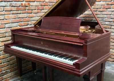 Steinway & Sons, 1922, Fully Restored, Satin Ebony, Model O, Piano Artisans-5