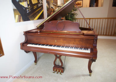 Steinway & Sons, Duo-Art, Louis Case, OR, Piano Artisans-10-2