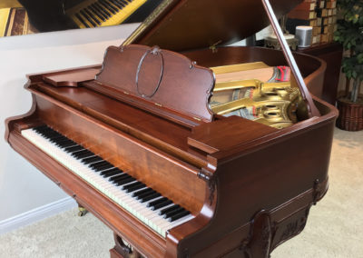 Steinway & Sons, Duo-Art, Louis Case, OR, Piano Artisans-10