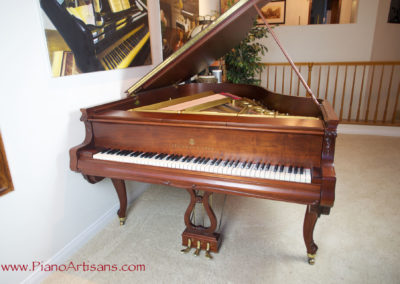 Steinway & Sons, Duo-Art, Louis Case, OR, Piano Artisans-11-2