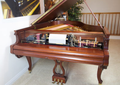 Steinway & Sons, Duo-Art, Louis Case, OR, Piano Artisans-12-2