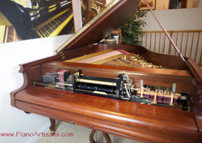 Steinway & Sons, Duo-Art, Louis Case, OR, Piano Artisans-13-2
