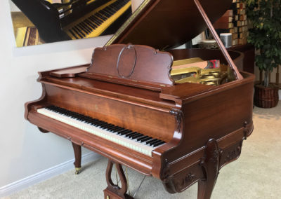 Steinway & Sons, Duo-Art, Louis Case, OR, Piano Artisans-13