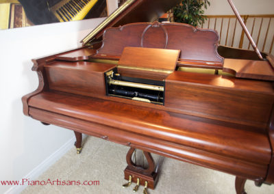 Steinway & Sons, Duo-Art, Louis Case, OR, Piano Artisans-14-2