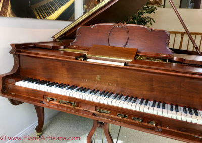 Steinway & Sons, Duo-Art, Louis Case, OR, Piano Artisans-2