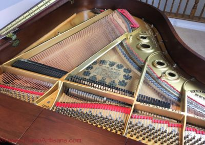 Steinway & Sons, Duo-Art, Louis Case, OR, Piano Artisans-3