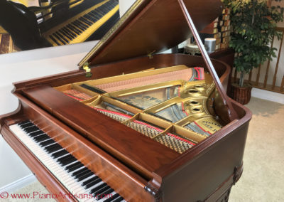 Steinway & Sons, Duo-Art, Louis Case, OR, Piano Artisans-7