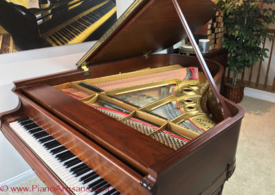 Steinway & Sons, Duo-Art, Louis Case, OR, Piano Artisans-8