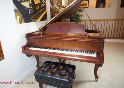 Steinway & Sons, Duo-Art, Louis Case, OR, Piano Artisans-9-2