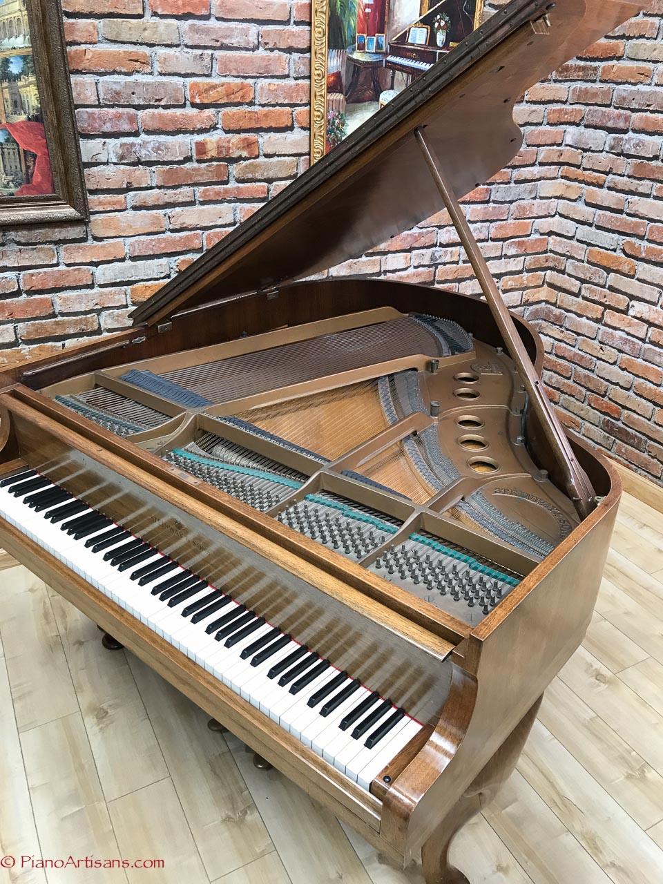 Hamburg Steinway Amp Sons Model S 1936 Original Condition 11 500 Sold Piano