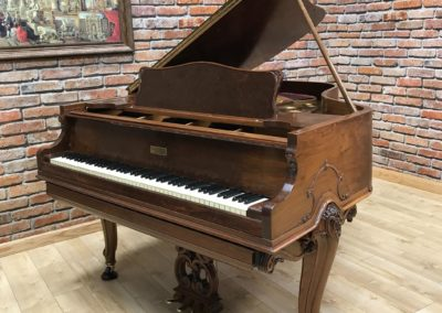 Knabe Ampico Model B Grand Piano, Reproducer, 1929, Fully Restored