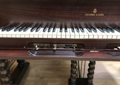 Steinway & Sons, Model XR, 1923, Duo Art-10
