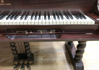 Steinway & Sons, Model XR, 1923, Duo Art-11
