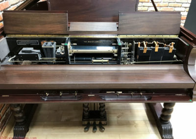 Steinway & Sons, Model XR, 1923, Duo Art-12