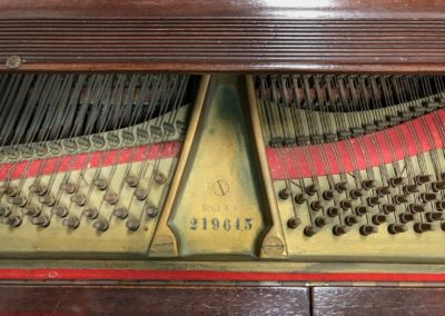 Steinway & Sons, Model XR, 1923, Duo Art-19