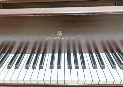 Steinway & Sons, Model XR, 1923, Duo Art-3