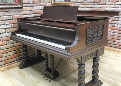 Steinway & Sons, Model XR, 1923, Duo Art-4
