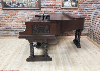 Steinway & Sons, Model XR, 1923, Duo Art-5