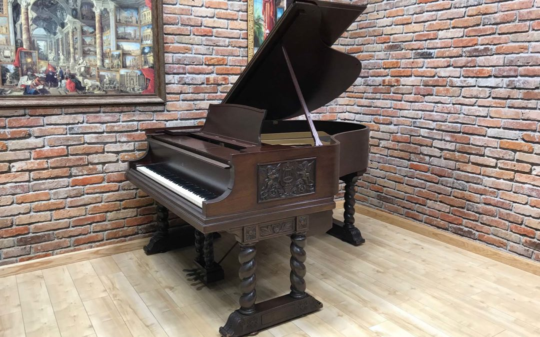 Steinway & Sons, Duo-Art, Reproducing Grand Piano, Model XR, 1923, SOLD