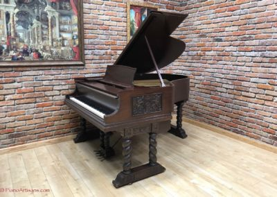 Steinway & Sons, Duo-Art, Reproducing Grand Piano, Model XR, 1923, $12,500
