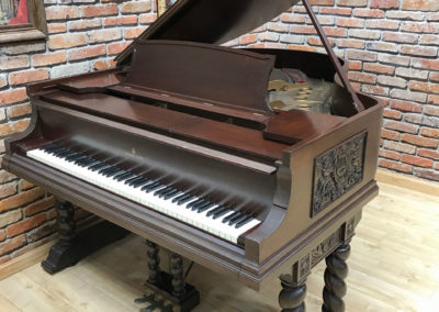 Steinway & Sons, Model XR, 1923, Duo Art-8