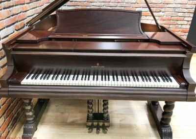 Steinway & Sons, Model XR, 1923, Duo Art-9